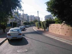 רחוב גיבורי ישראל