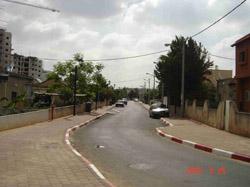 רחוב אבן גבירול יבניאלי